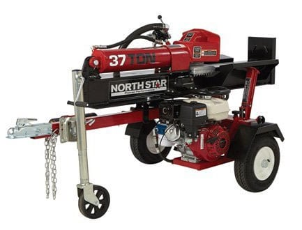 NorthStar Deluxe Horizontal/Vertical Log Splitter