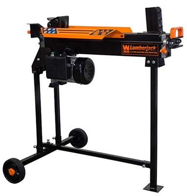 WEN 6.5-Ton Electric Log-Splitter